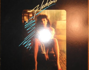 Various Artists - Flashdance Original Soundtrack from the Motion Picture 422-811 Vinyl Record LP 1983