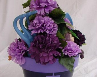 "Purple ""Lucky"" Pot"