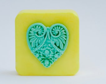 Handmade Shea Butter Soap made with love by Philadelphian