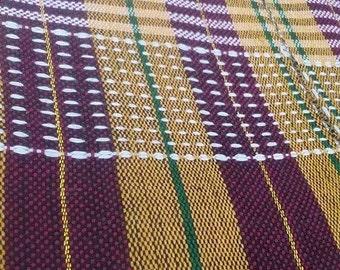 Colourful Kente Scarf - Sash - Head Band