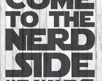 Come to the Nerd Side we have Pi
