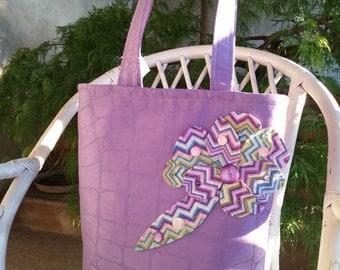 bag lilac