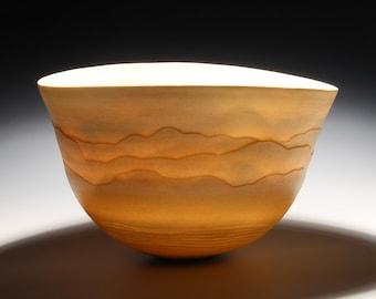 Translucent Porcelain Vessel