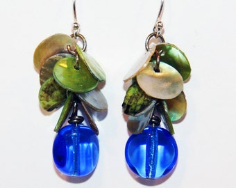 By the Seashore earrings