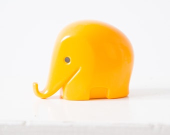 Retro elephant - piggy bank