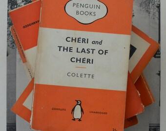 Penguin Books Collection - Vintage Penguin Books - Penguin Orange