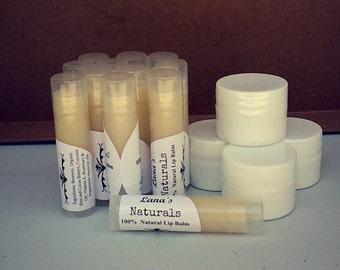 NATURAL LIP BALM       * buy 3 get 1 free sale*