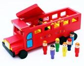 personalised school bus
