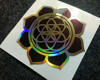 Lotus Seed of Life (Limited Edition)