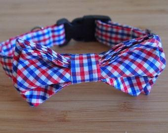 Ralph Dog Bow Tie & Collar