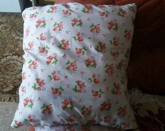 Hand made cushion