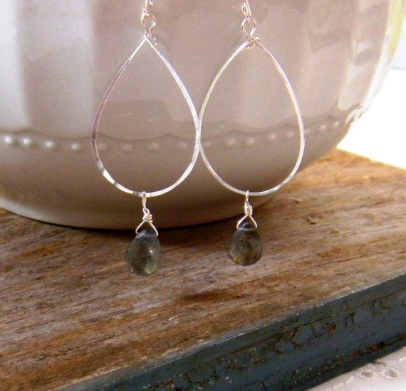 Basket Weaving Supplies Richmond Va : Pcs sterling silver teardrop tear drop earring finding