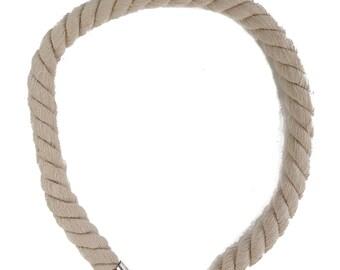 Cotton rope handle 70 cm (H0006)