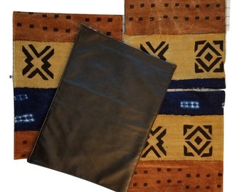 Genuine Mud Cloth Placemats