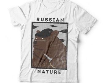 Russian Nature T-Shirt