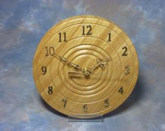 Wooden Handmade Wall Clock