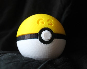 GS Ball Pokemon 3D Printed Cosplay