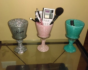 Cutom makeup holders. You will love this for yourself because its made custom just for you.