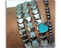 Summer bracelets rubber bands
