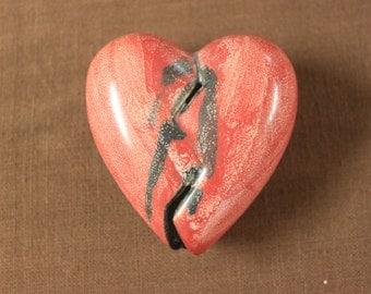 Ceramic Broken Heart