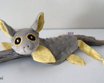 Nessi blankie - Stuffed Animal - Baby Shower Gift - Baby gift
