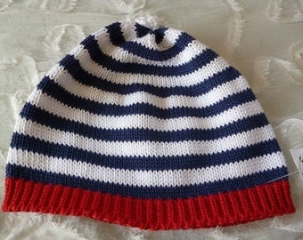 "Baby Cap ""Stripes"""