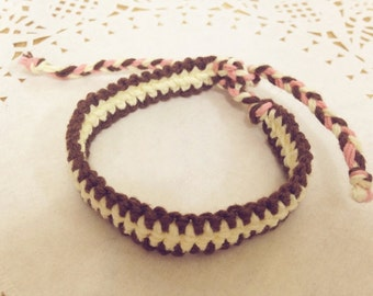 Handmade Thread Bracelet_WH
