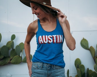 6th Street Mural Austin Texas T-shirt