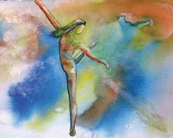 Danser  aquas