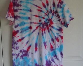4th of July Tye Dye Shirt