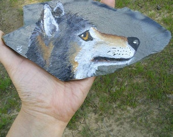 Wolf Face Rock
