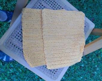 Golden Rod Dish Towels 100% Cotton