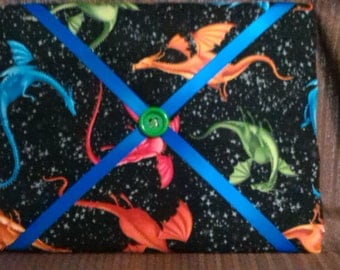 Mystical Dragons memory/ bulletin board
