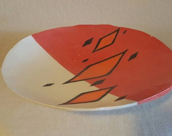 African Design Plate (1)