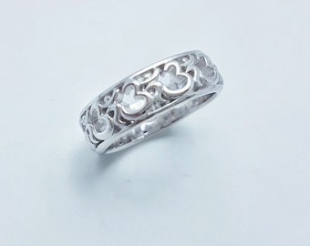 Ohm ring,Ohm silver ring,silver ring 925.