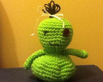 Amigurumi Monster Doll