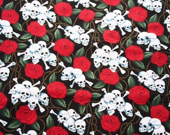 Heads of dead / Roses red macabre
