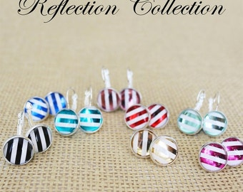 Reflection Collection STRIPES Earrings