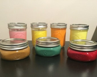 Soy candles that smell amazing!