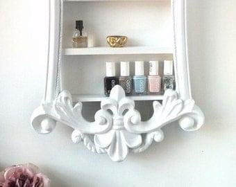 Ornate Princess Nail Polish Display