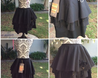 Woman's Small Black skirt