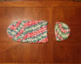 Baby Cocoon - Crochet