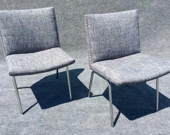 "Vintage Mid Century Modern Hans Wegner AP 38 ""Airport"" Chair"