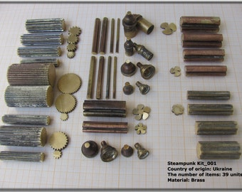 Kits for Steampunk masters
