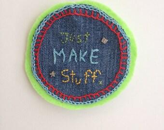 Make Stuff Patch