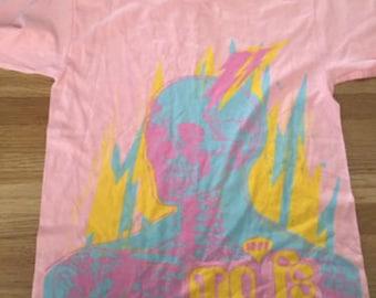 The Flaming Lips - March of 1000 Flaming Skeletons Shirt - Rare!!! - Rare Shirt