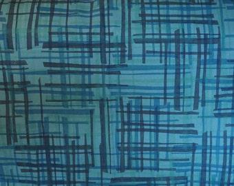 3 Yds Hand Printed/ Dyed Hemp and Organic Cotton Fabric- Fashion/ Upholstery/ Soft Furnishing Meterage/ Yardage