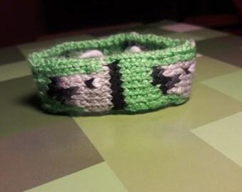 Minecraft Horse Wrist Cuff