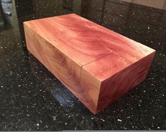 Red Cedar Drawer Box
