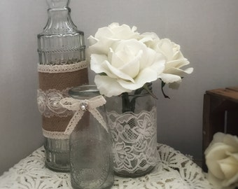 Wedding Centerpiece Set